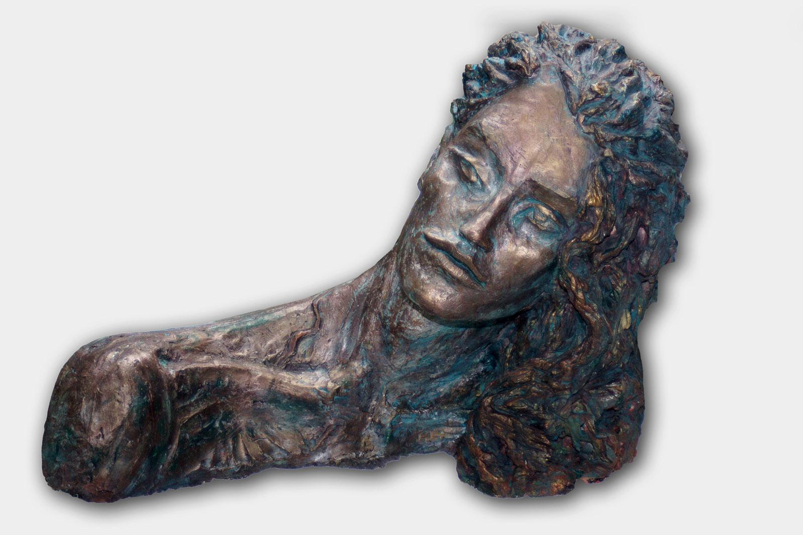 Erato - rzeźba, ArsKinga - Kinga Pawełska