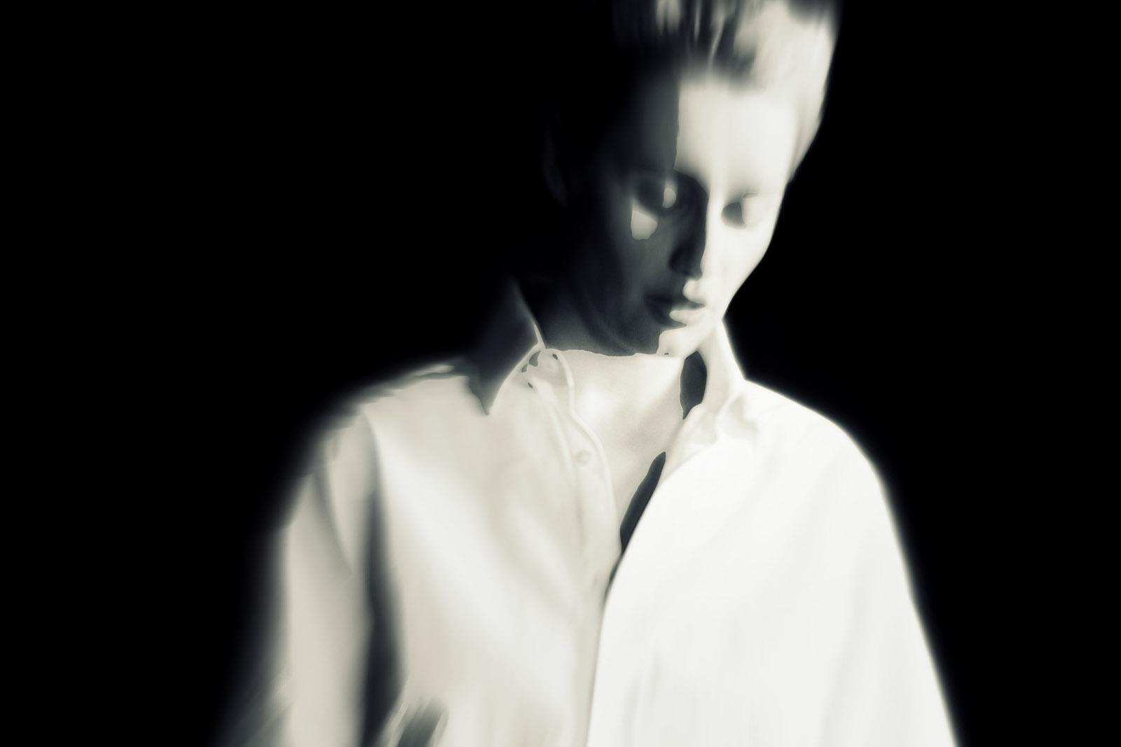 Portret młodzieńca - fotografia, ArsKinga - Kinga Pawełska
